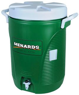 Homebrew Finds: 5 Gallon Cooler via Menards - $9 99 After Rebate