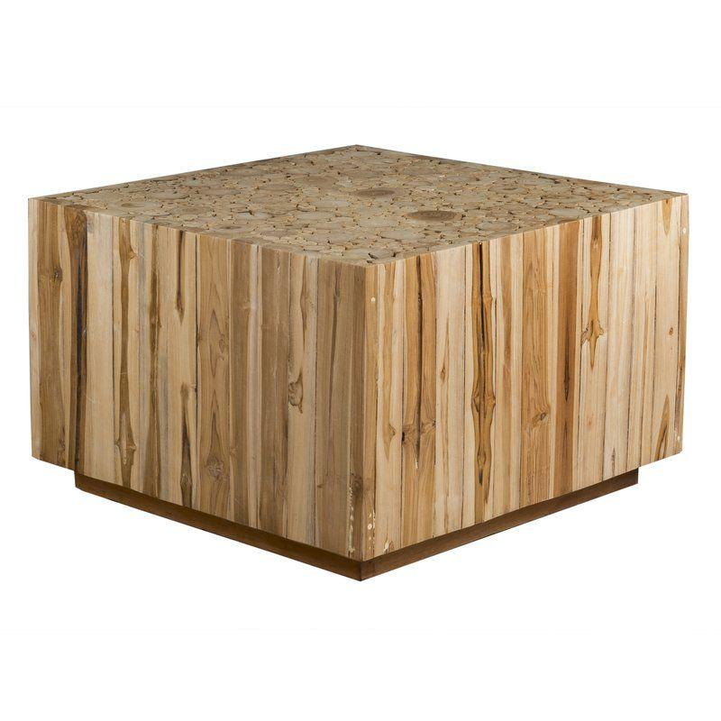 Jina Coffee Table Coffee Table Wood Teak Coffee Table Natural Wood Coffee Table