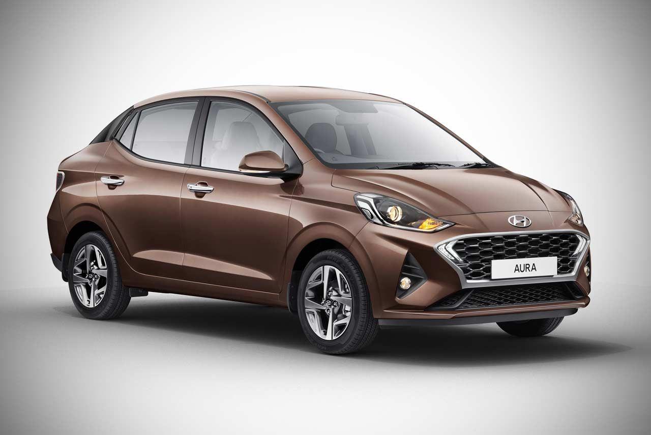 Hyundai Motor India Ltd Has Unveiled The All New Hyundai Aura