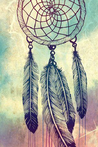 ➳➳➳☮American Hippie Art - Dreamcatcher
