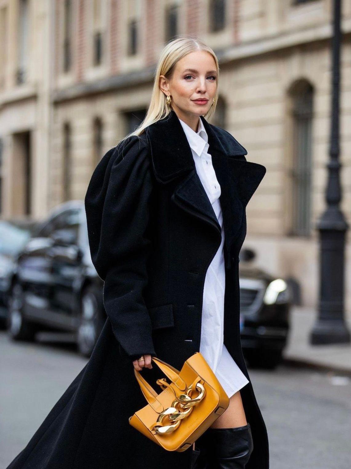 Paris Fashion Week @leoniehanne Instagram