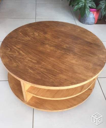 Table Basse Ronde Ameublement Puy De Dome Leboncoin Fr Table Basse Ronde Table De Salon Ameublement