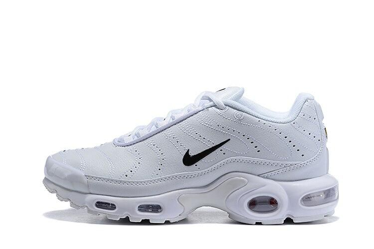 MensWomens Nike Air Max Plus TN Ultra Shoes All White 898015 102 New Style
