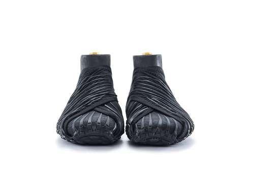 Vibram Furoshiki Furoshiki Black Womens | Hanigs Footwear - Hanig's Footwear