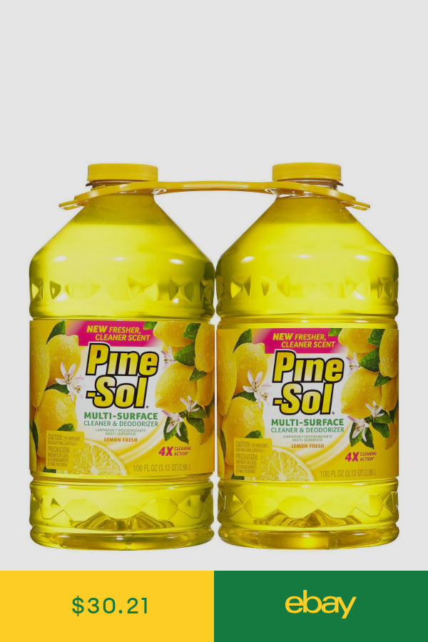 PineSol Cleaning Products Home & Garden ebay Pine sol