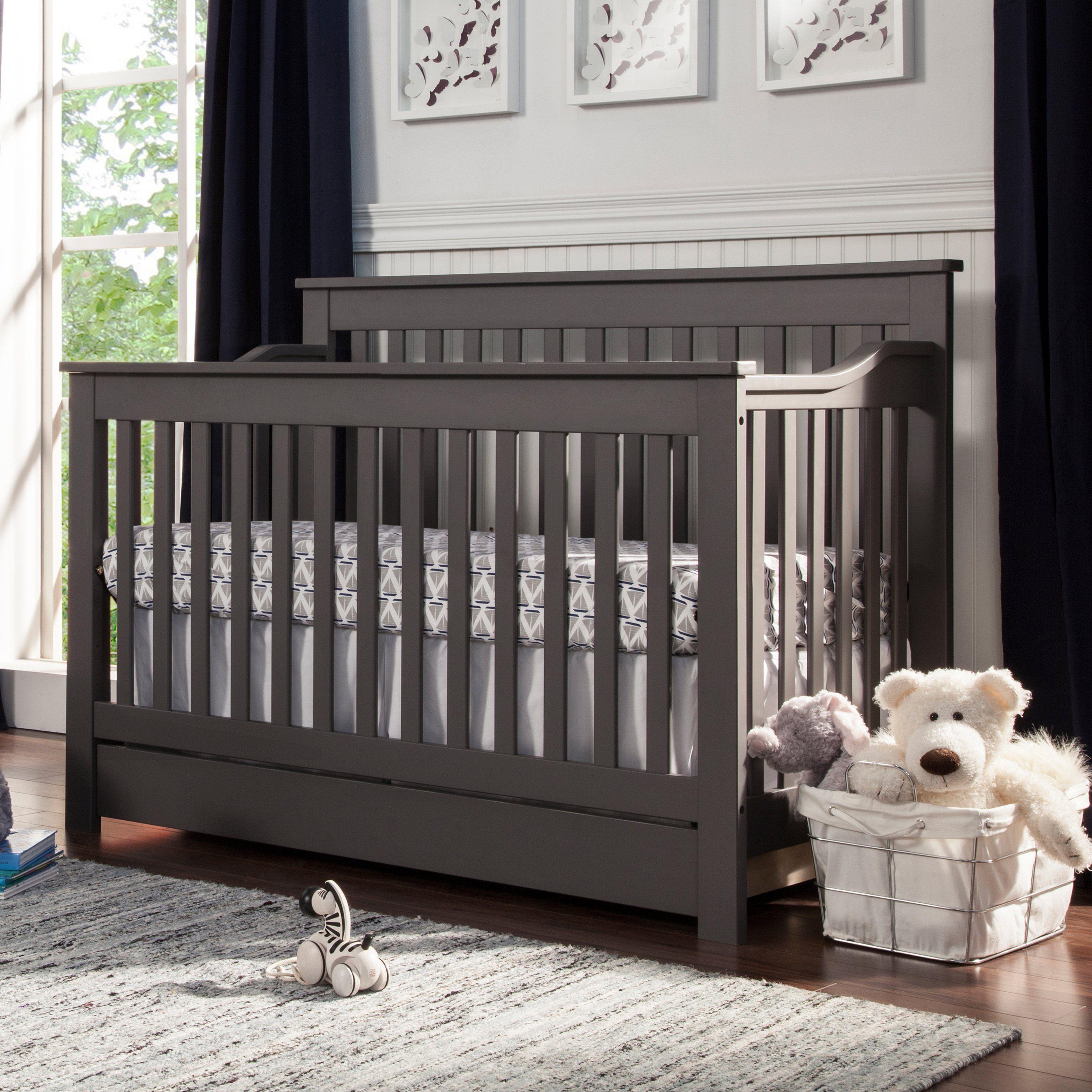 Davinci Piedmont 4 In 1 Convertible Crib Luxury Baby Crib Cribs Convertible Crib