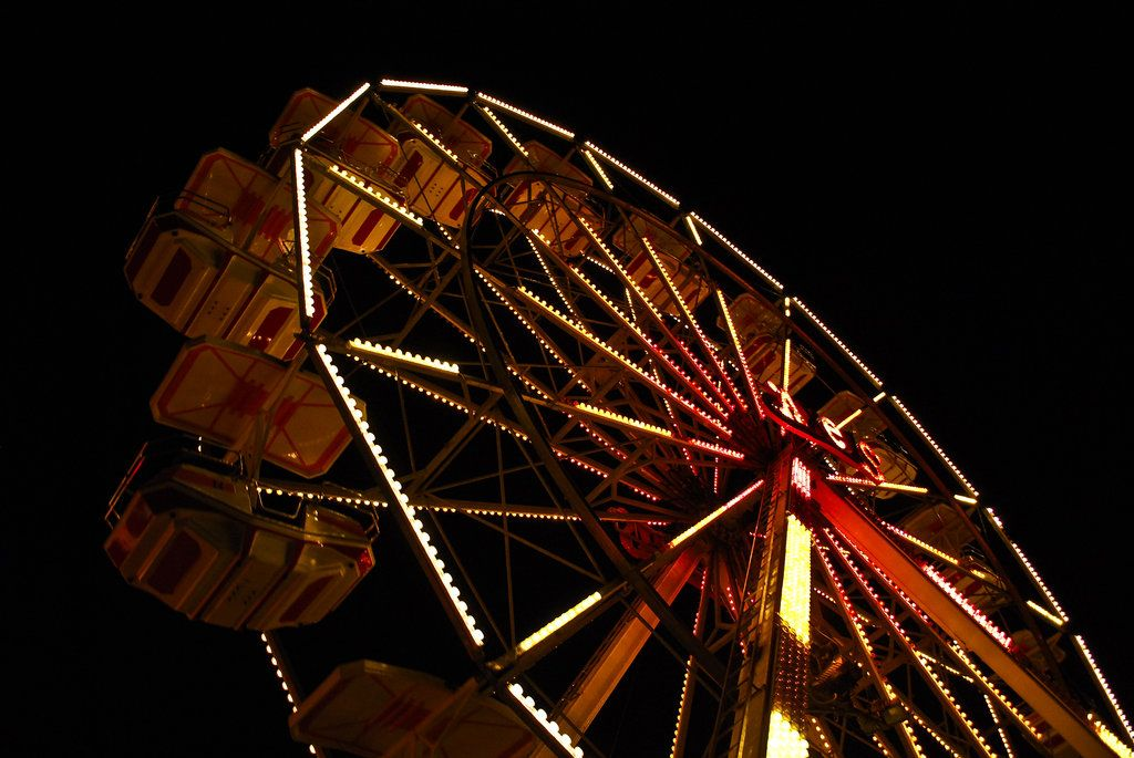 Ferris Wheel. by MarieAndersson on DeviantArt