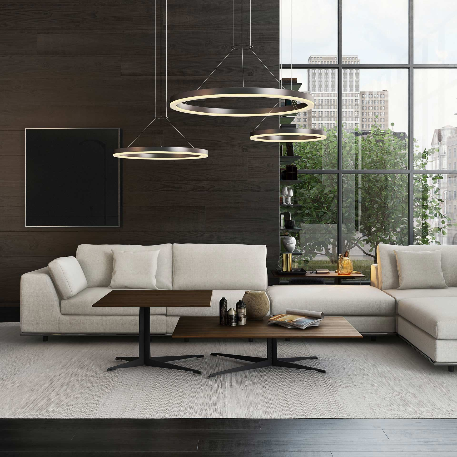 The Distinctive Hudson Coffee Tables Offer An Innovative Take On A