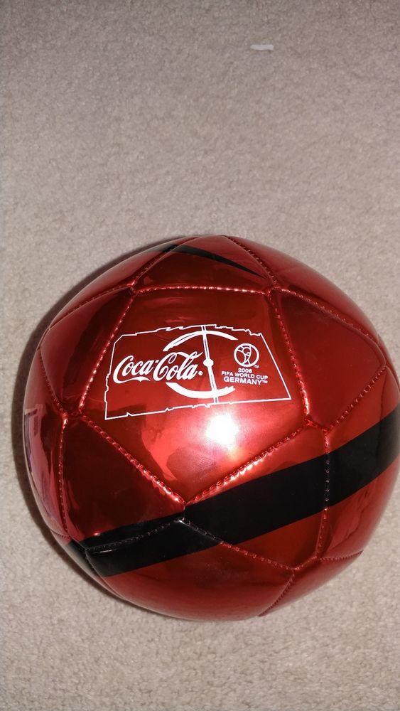 Cola Cola 2006 Fifa World Cup Soccer Ball Ebay