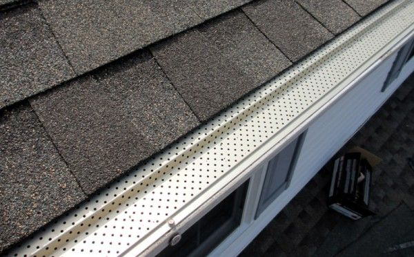 Leaf Relief Gutter Protection Ideas Gutter Protection