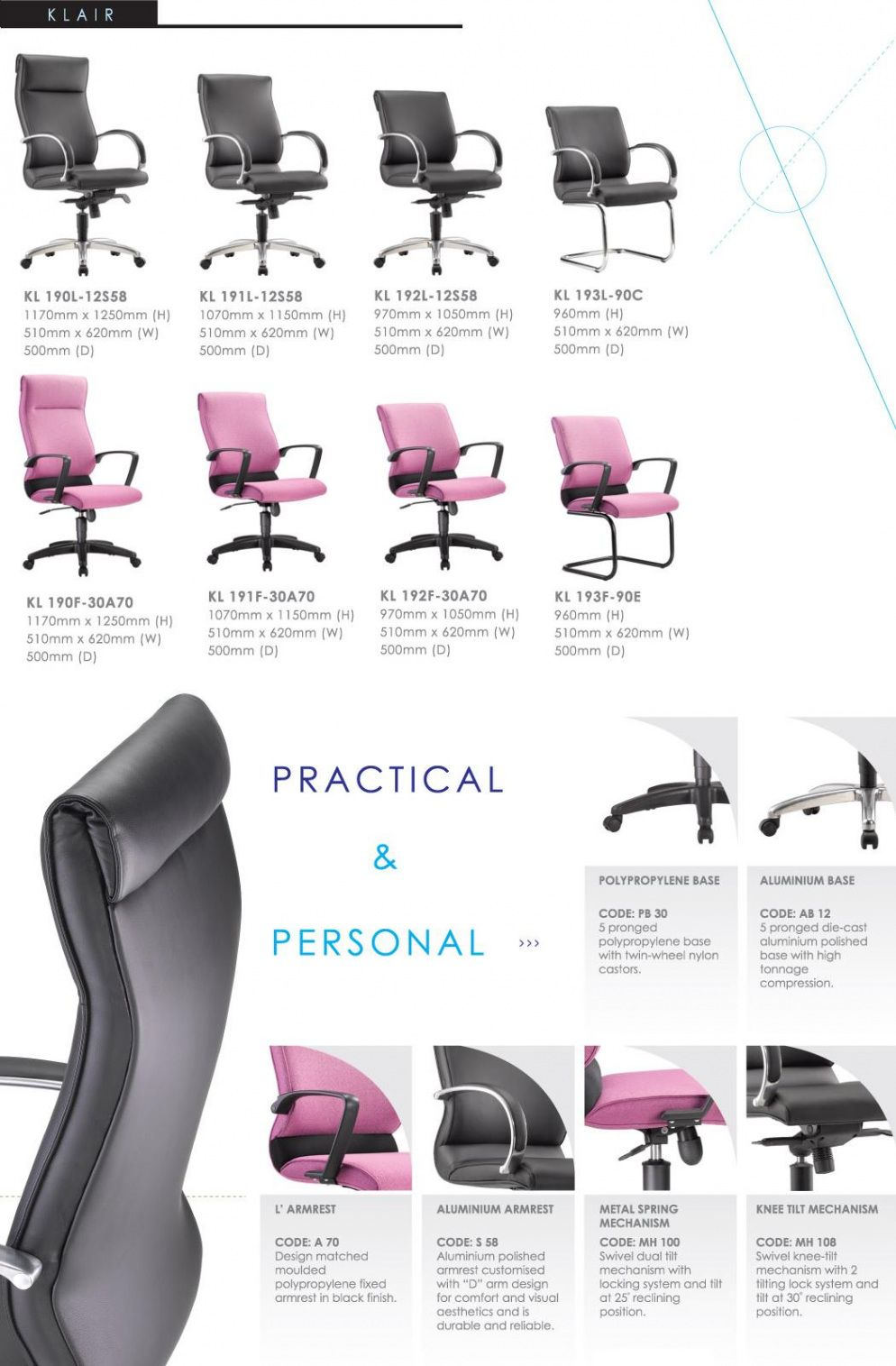 Types Of Office Chairs Furniture For Home Check More At Http