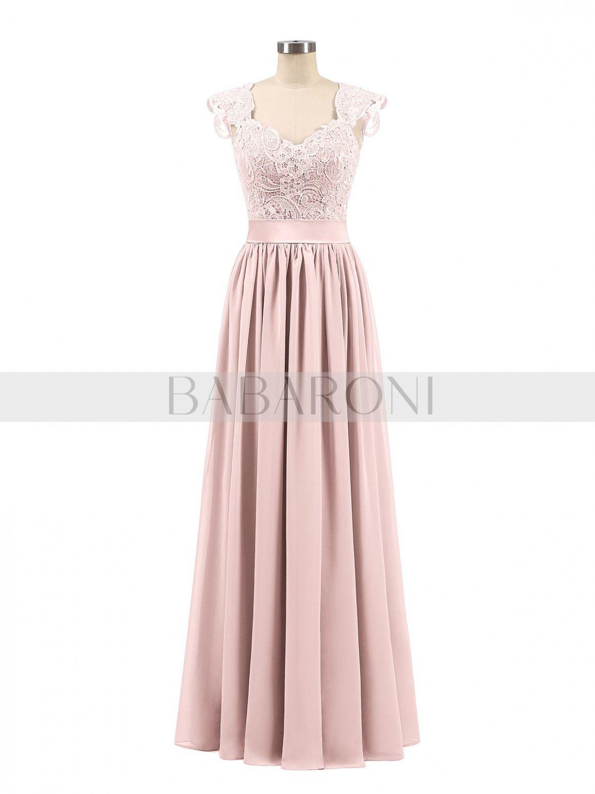 13 Kleid Rose Lang in 13  Kleid rose, Elegante