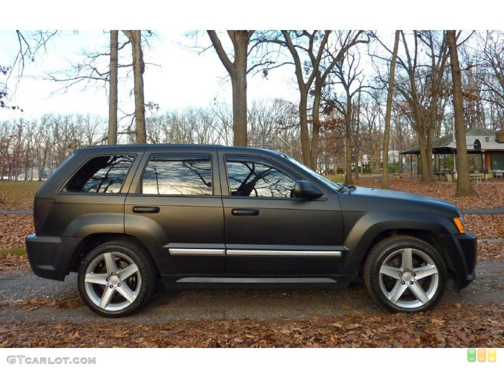 Grand Cherokee Srt Jeep Suv Jeep