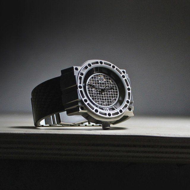 Fancy - Project 4 Atlas Steel Edition Watch by Refined Hardware