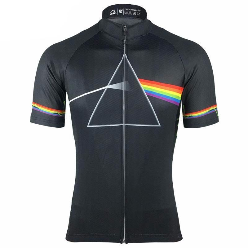 1ce8a5dd8 Pink Floyd Dark Side of the Moon Cycling Jersey