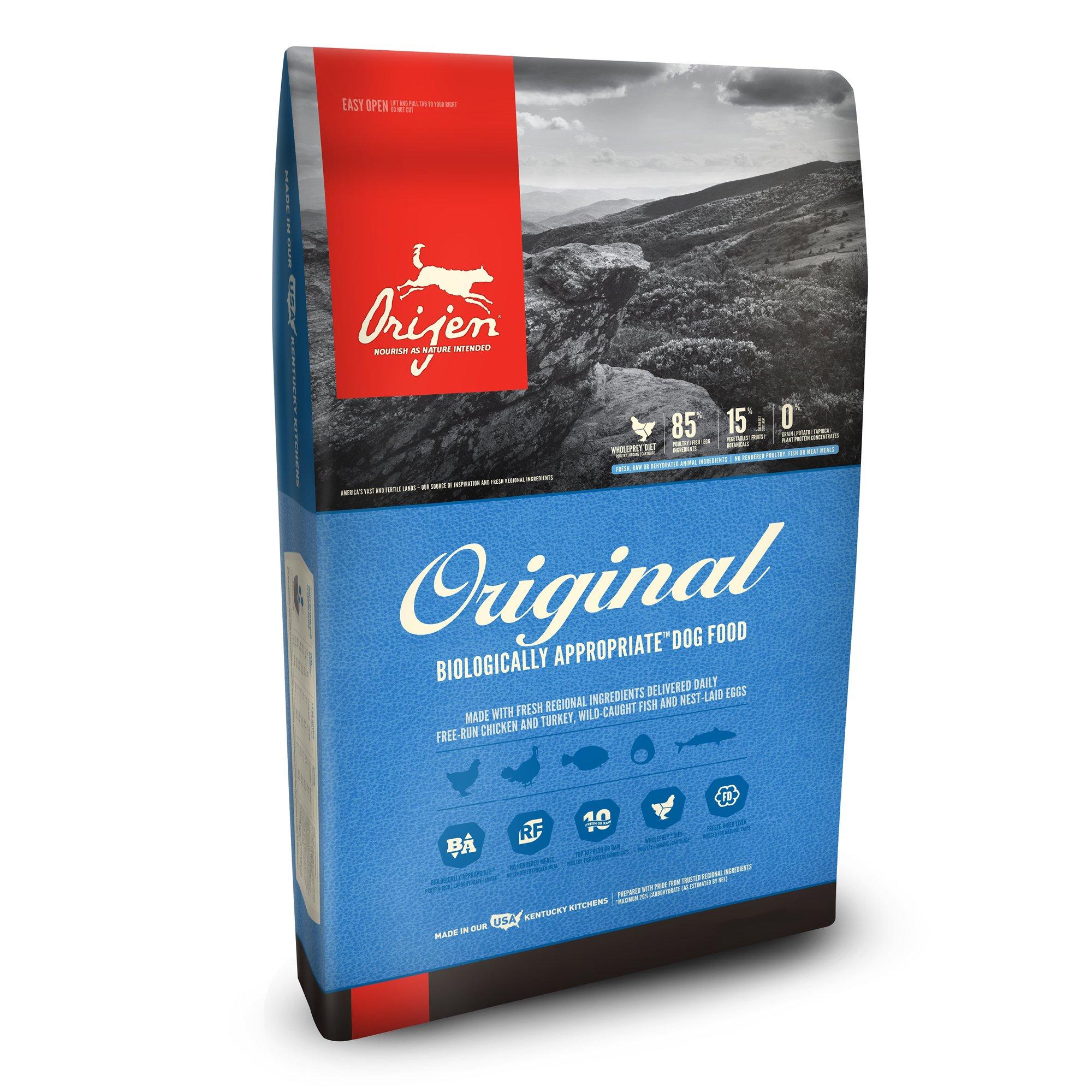 Orijen Original Dry Dog Food 13 Lbs In 2019 Dry Dog Food Dog