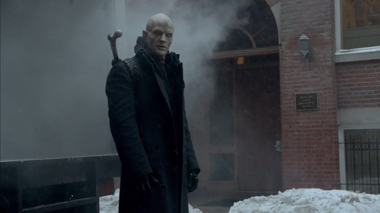 Quinlan The Strain