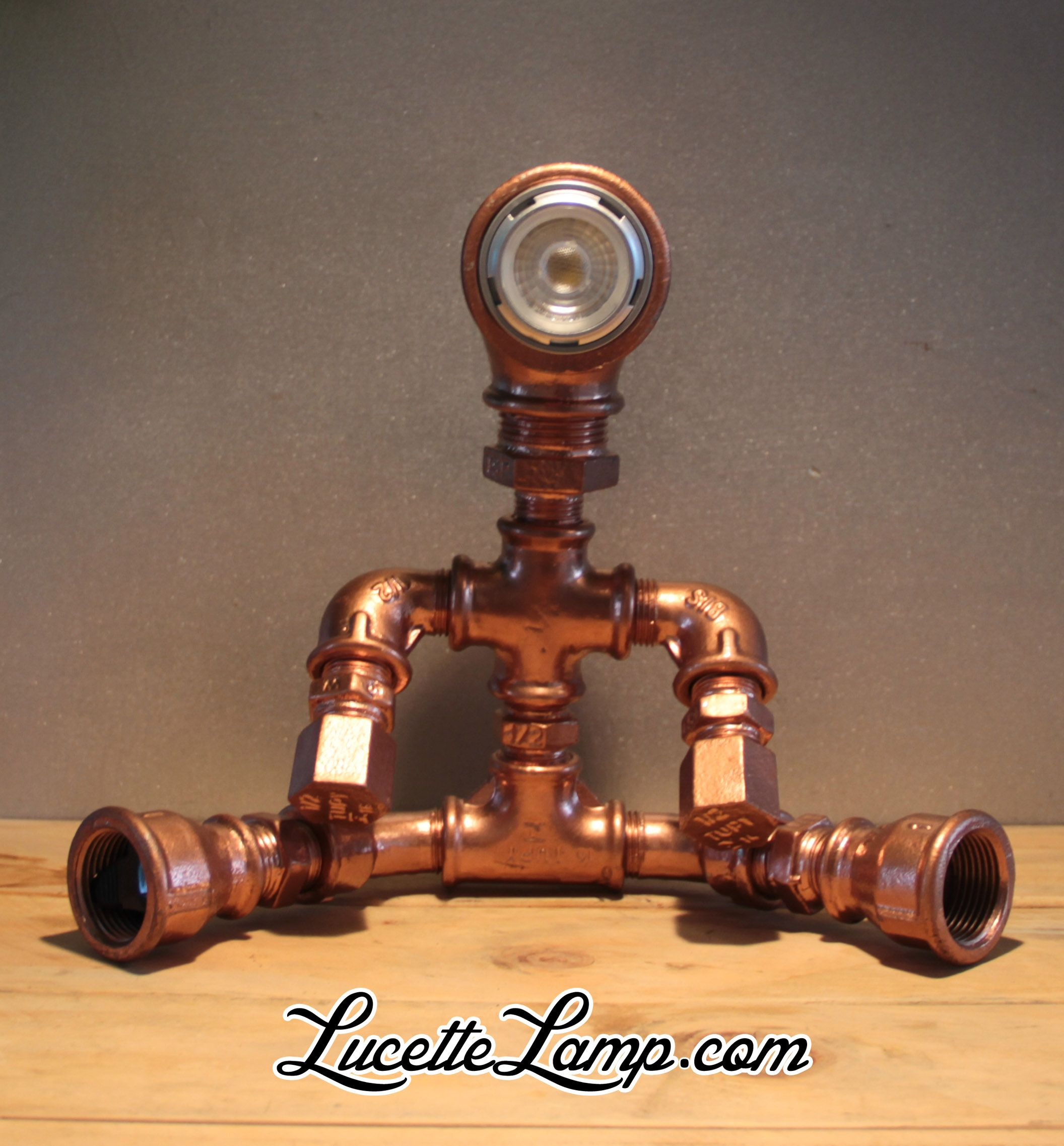 Awesome industrial pipe lamp plomberie dogpipe Lampe m tal Loft lampe vintage pipe