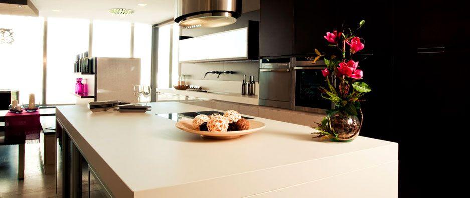 Porcelain Countertops For the Home Pinterest Countertops - naturstein arbeitsplatte küche