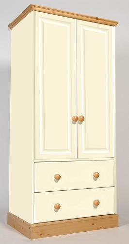 Painted Pine Wardrobe Pine Bedroom Furniture Painted Bedroom Furniture Pine Wardrobe
