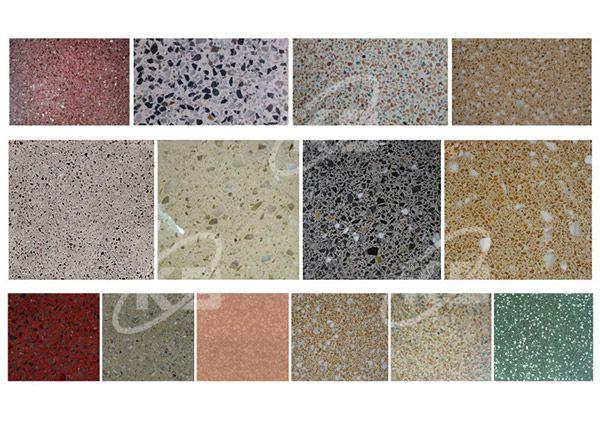 Terrazzo Floor Tiles Made By Kb125e Terrazzo Floor Tile