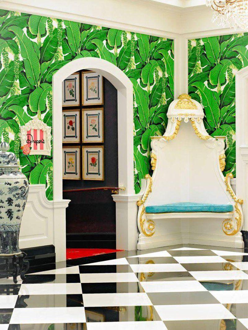 The Dorothy Draper Design Weekend! Palm beach regency