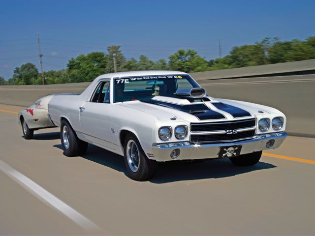 The El Camino One Of Chevy S Best Innovations Ever The Muscle Car
