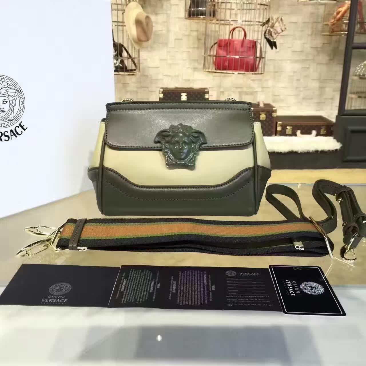 be39a4de3a Discover ideas about Versace Handbags