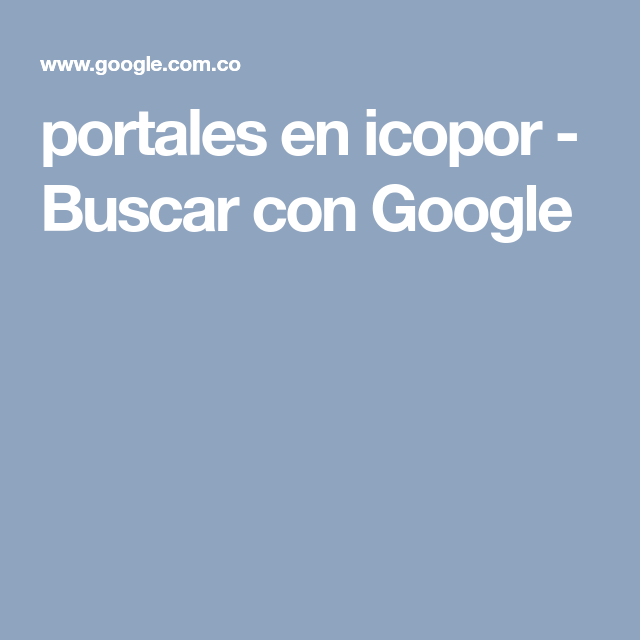 portales en icopor - Buscar con Google