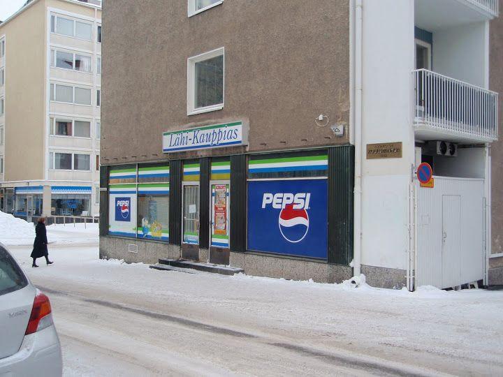 Kuvaretkiä ympäristöön - sulo heinola - Picasa-verkkoalbumit.  Lähikauppa Kaakinmaalla.