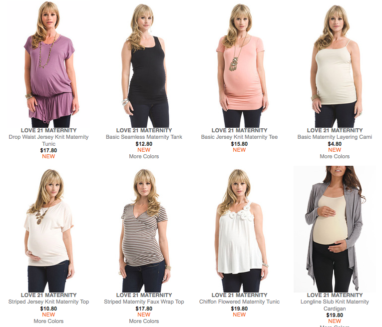 Love21 Maternity - maternity clothes at Forever 21 | Clothes ...