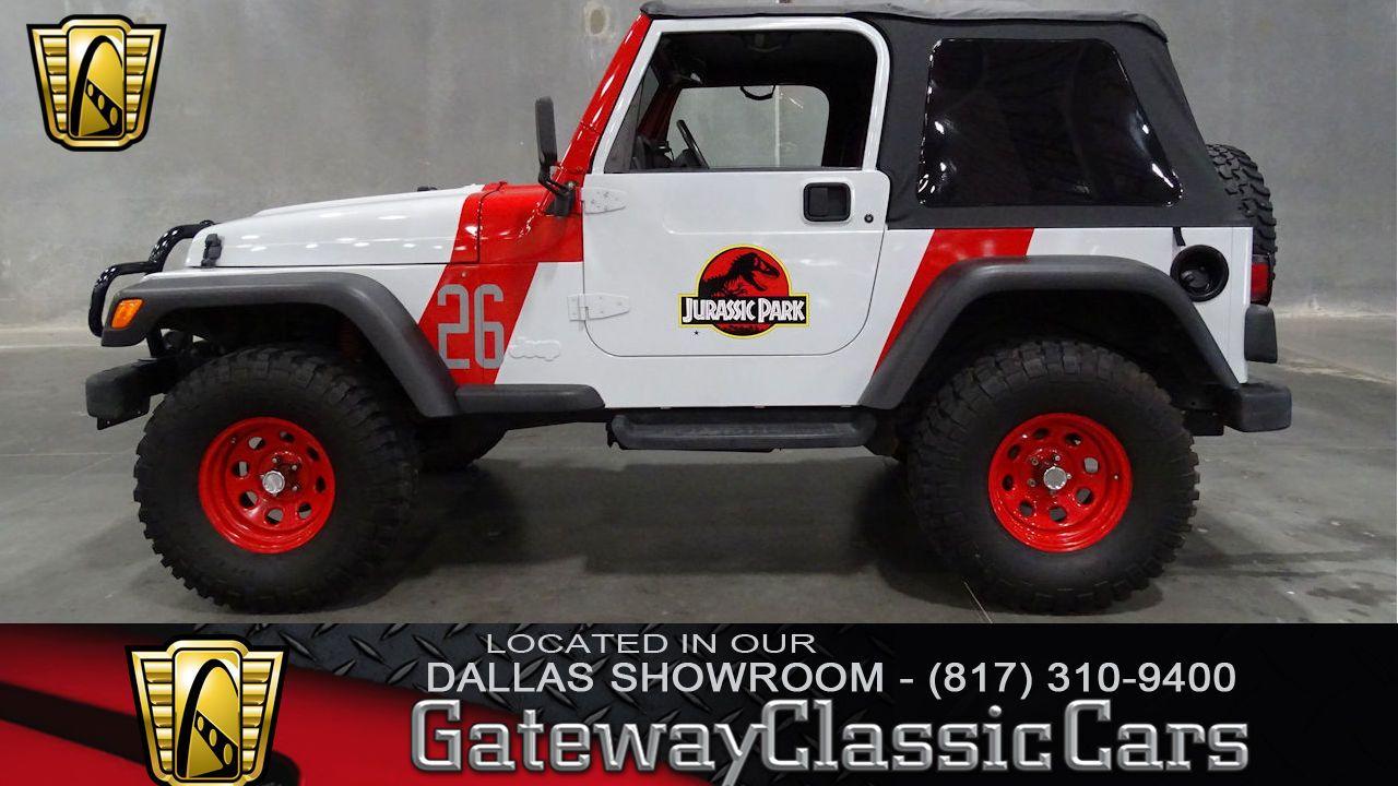 for sale white 1997 jeep wrangler se tj se 2 5l i4 f 5 speed manual w od 583 dfw [ 1280 x 720 Pixel ]
