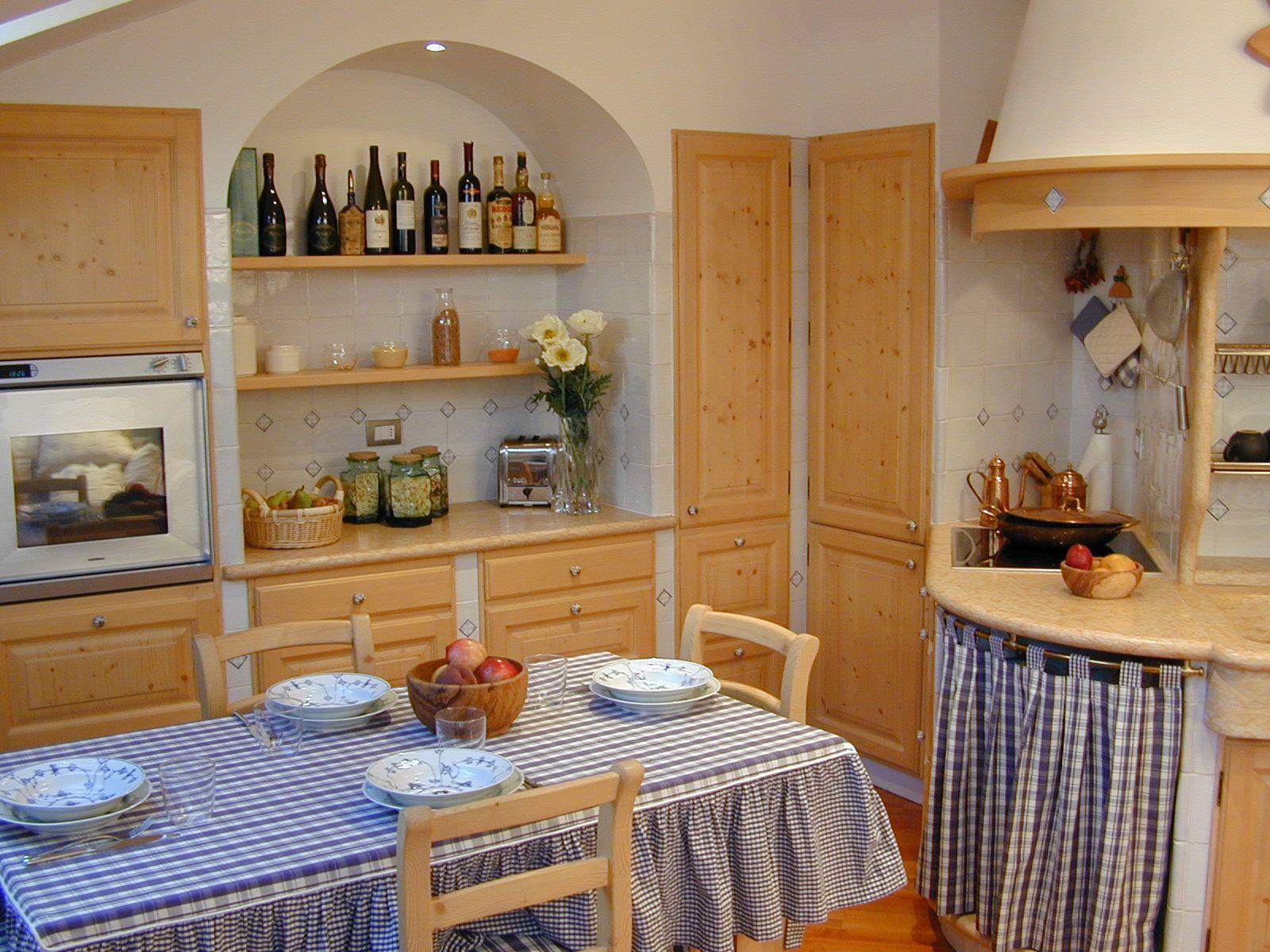 Tendine Per Cucina In Muratura. Cheap Tende Per La Cucina Fai Da Te ...