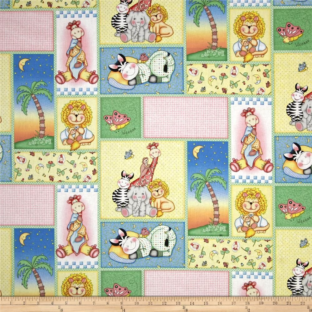 Nursery Bazooples Sweet Dreams Patch Multi From