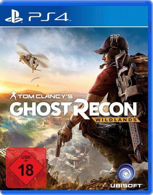 Tom Clancy S Ghost Recon Wildlands Playstation 4 Software Pyramide Videospiele Und Videos