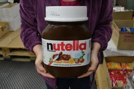 Nutella Australia Nz Have You Ever Seen One Of Our 5kg Jars In