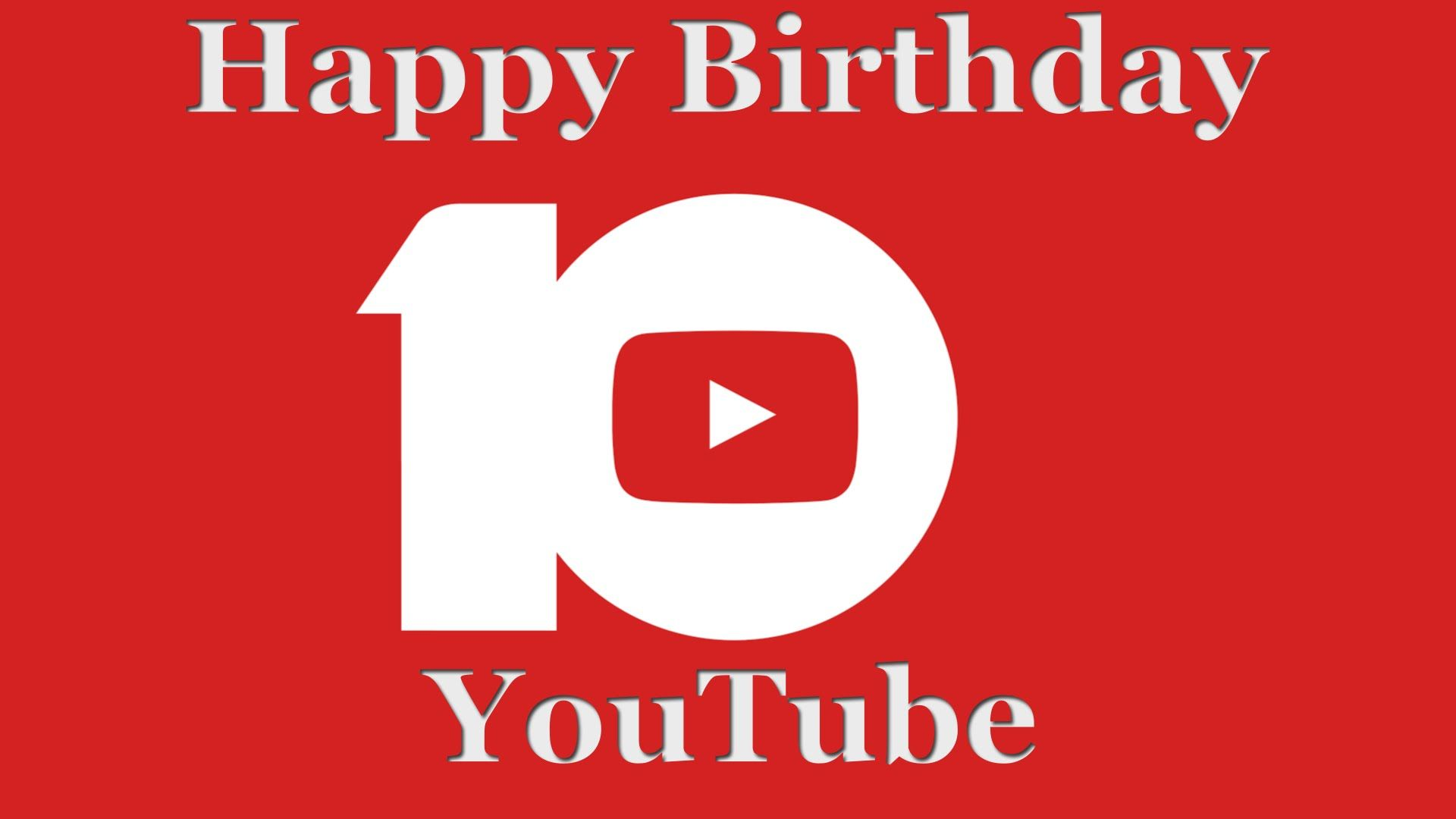 Happy 10th Birthday YouTube: Here Are The 10 Best Viral Videos Of All Time