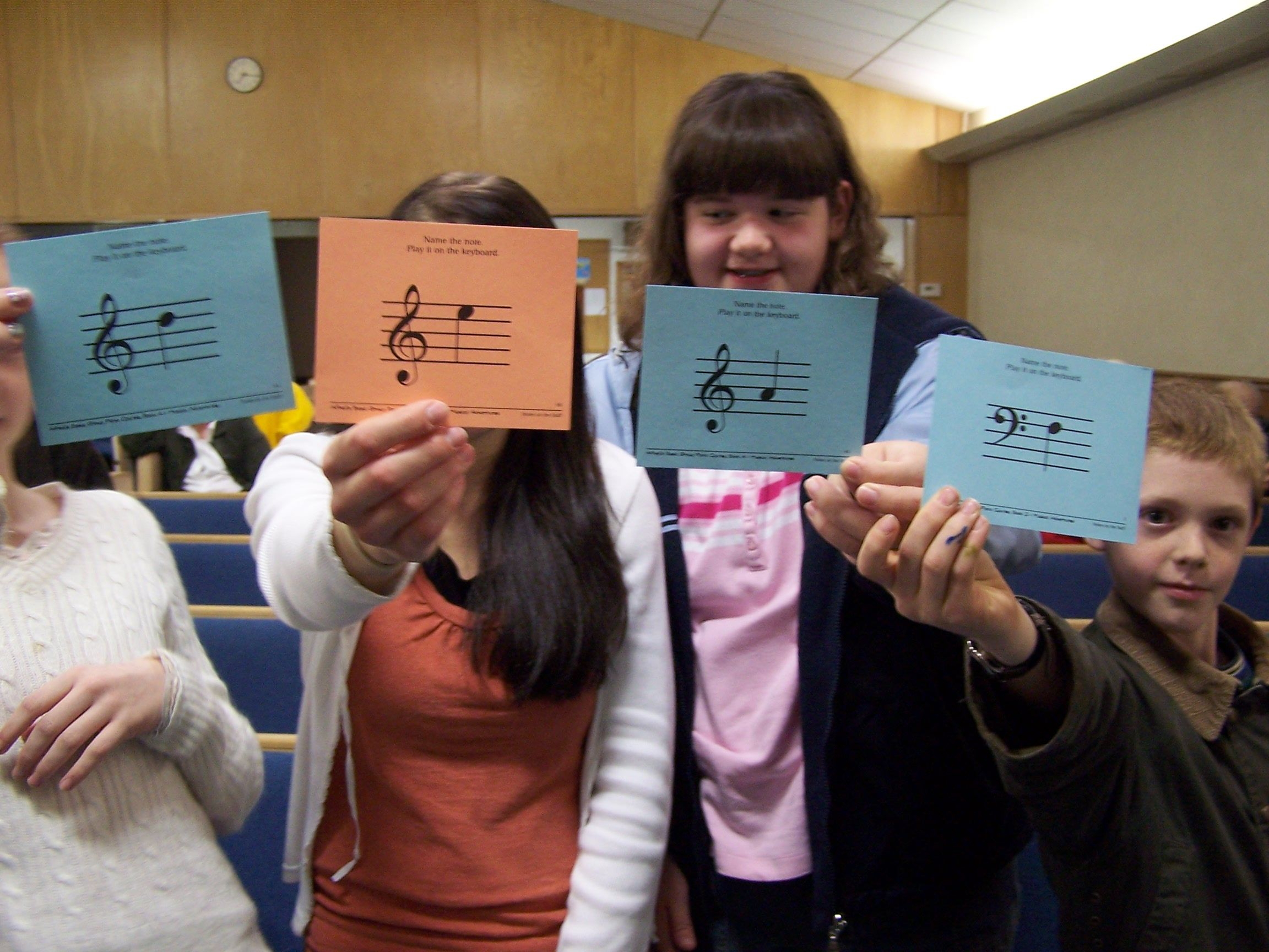 A Music Spelling Bee With Images