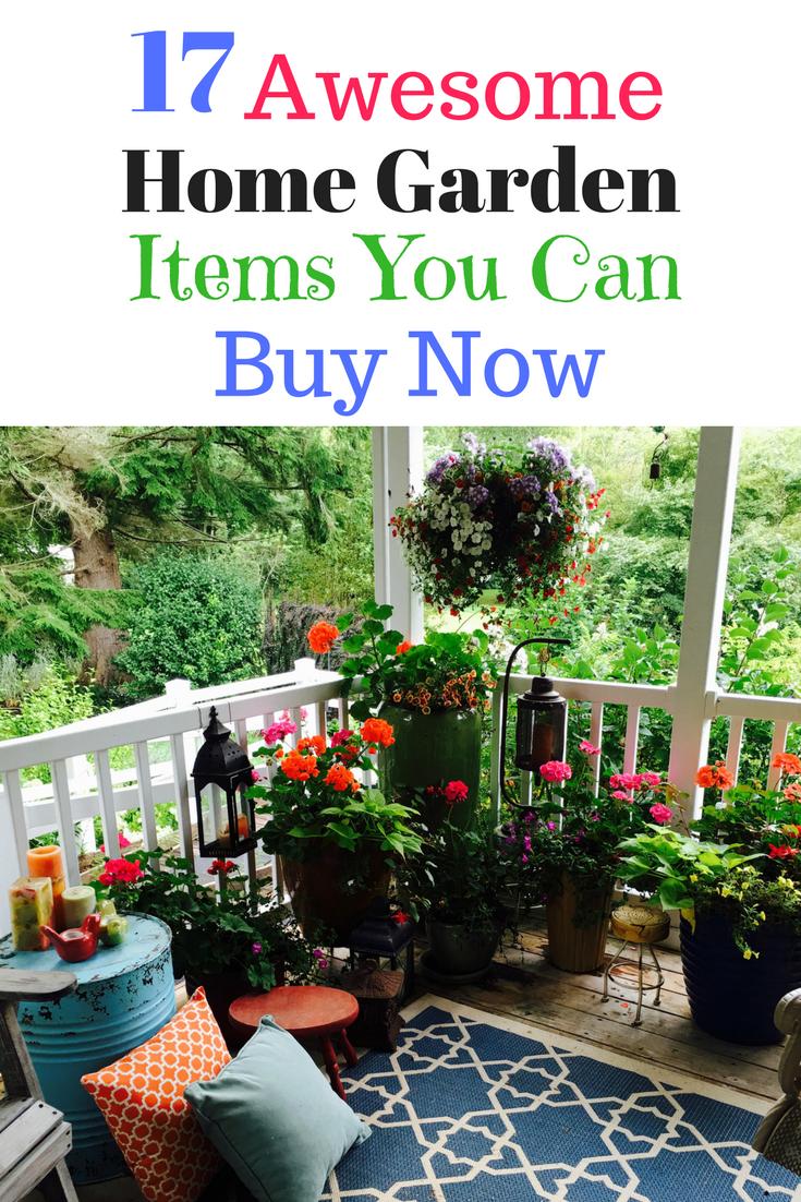17 Awesome Home Garden Items You Can Buy Now   Garden Ideas   Garden ...