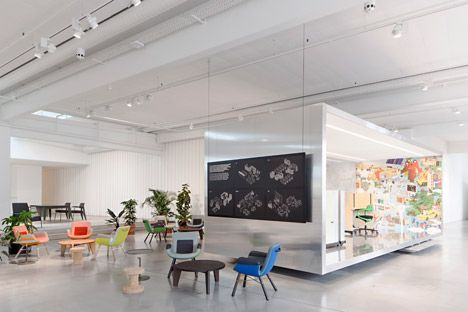 citizen office concept vitra. Citizen Office Concept Vitra. Beautiful Vitra Workspace Opens As Dedicated Furniture Showroom On