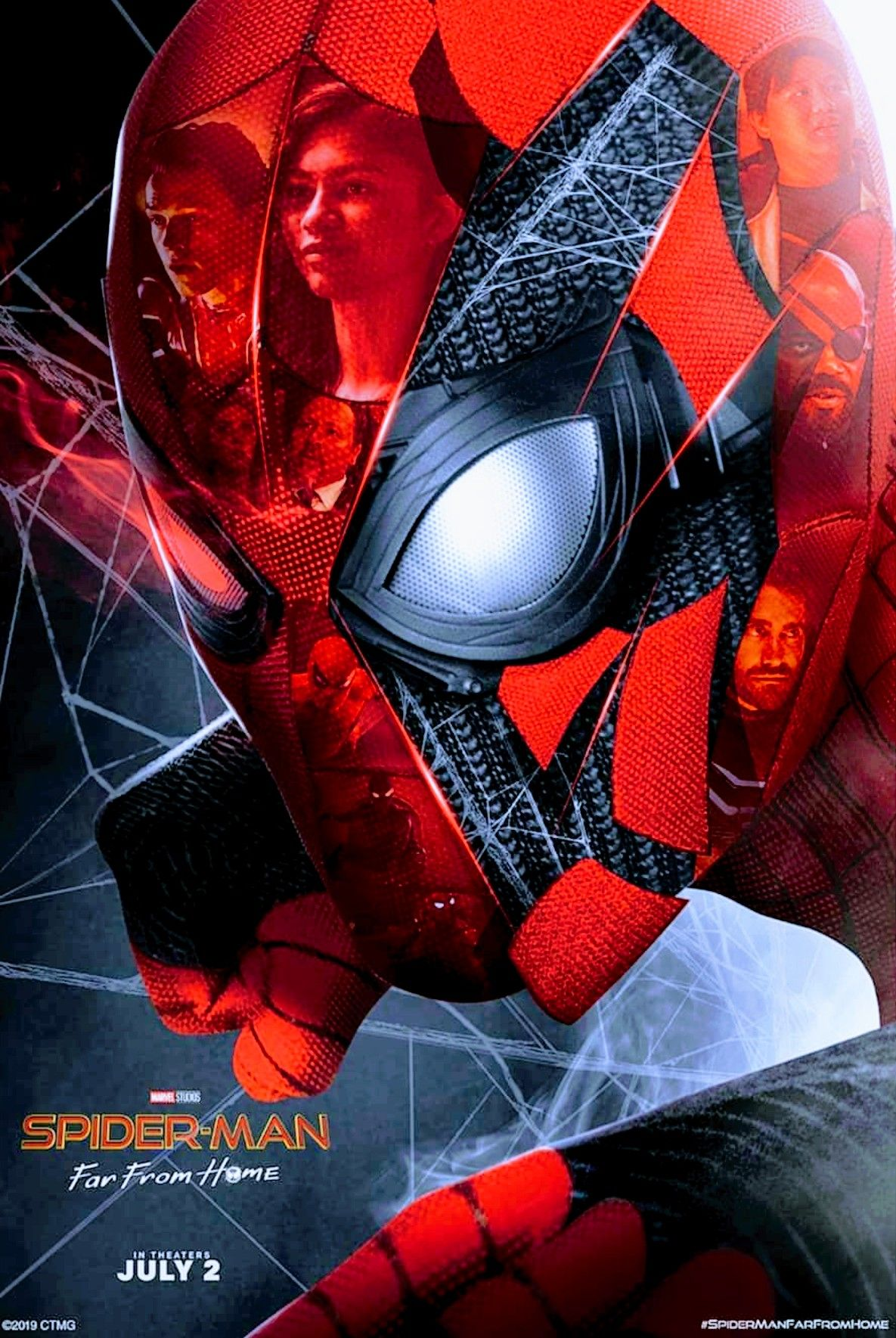 Spider Man Far From Home With Images Spiderman Spiderman