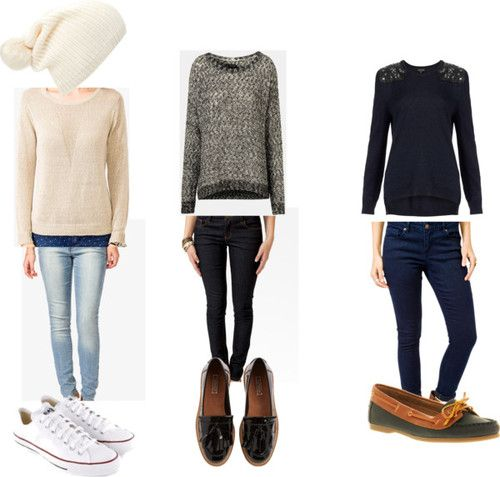 Outfits for School Winter | outfits | Teen fashion outfits ...