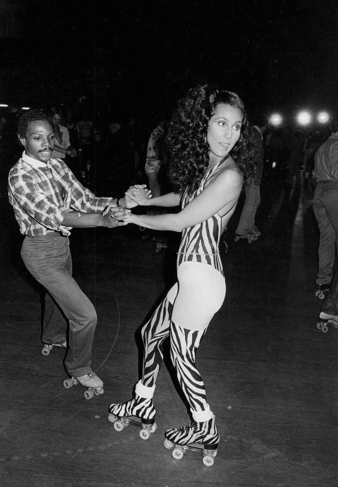 Cher Skate Disco Roller Skating Roller Girl Roller Skating Outfits