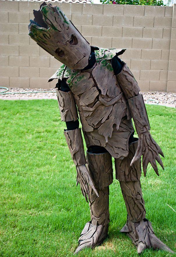 Enfant Rocket Raccoon Déguisement Marvel Costume Guardians of the Galaxy Kids