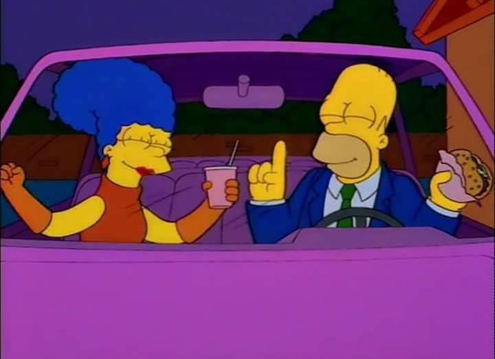 Pin De Af En Simpsons Marge Simpson Los Simpsons Los Simpson
