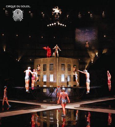 Cirque Du Soleil Cirque Du Soleil Scene Design Cirque