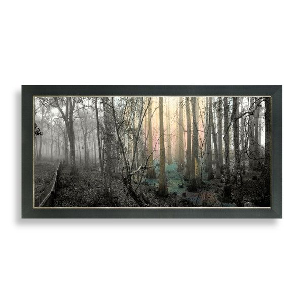 Forest Scene Wall Art - I love this