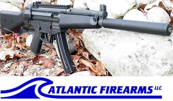GSG-522 German Sport Rifle MP5 HK94 Style  22 cal   zombie survival