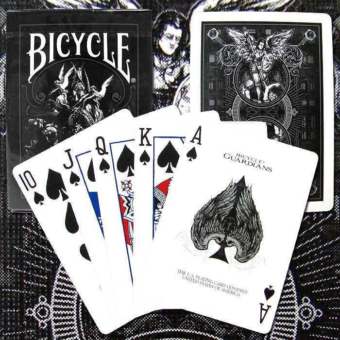 Bicycle Black Rose Playing Cards Poker Spielkarten