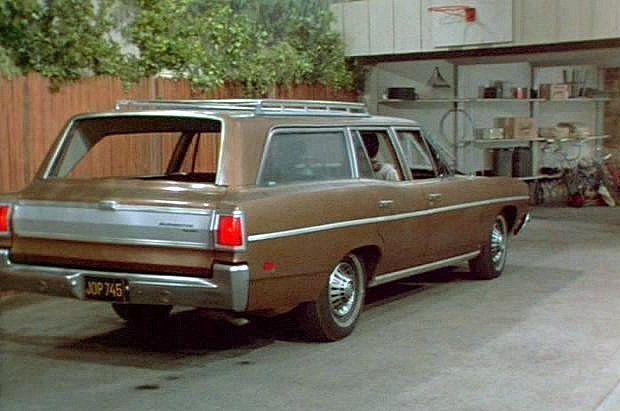 brady wagon